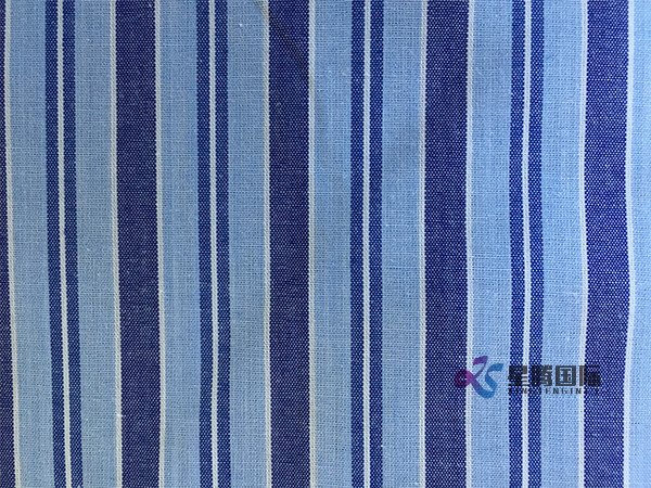 Stripe Design Cotton Fabric