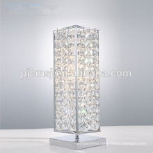 crystal table lamp for home decoration