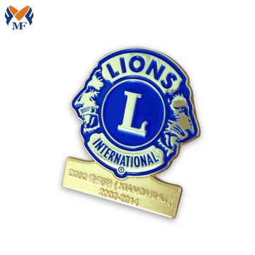 Custom Metal Sport Club Award Souvenir medaille badge
