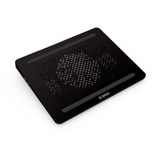 USB Laptop Cooling Pad with one fan super thin design