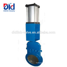 2.5 Direct Buried Cameron Crane Electric Flanged Flap Flat Pneumatic And Manual Knife Gate Valve Avk