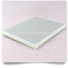 Manufacturer best quality FR4 epoxy fiberglass sheet/laminated glass sheet/insulation sheet