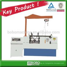 Máquina automática de laminación de rosca de tornillo frío
