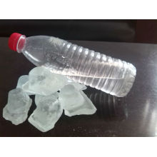 Cristal de agua de silicato de sodio