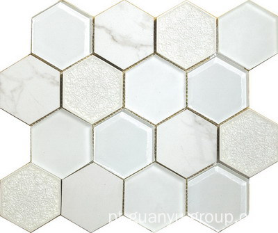 design de mosaico interno
