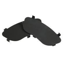 China manufacturer auto brake pad gasket rubber 3M Brake Pad Shim