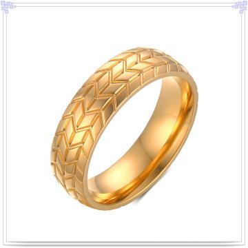 Art- und Weiseschmucksache-Edelstahl-Schmucksache-Edelstahl-Ring (SR768)