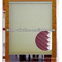 Dual cell honeycomb classic blind