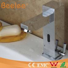 Mezclador automático de agua con sensor infrarrojo, grifo autocontrolado alto (frío y caliente)