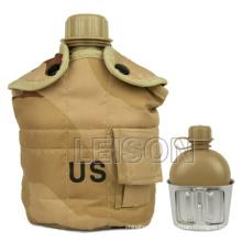 Cantine militaire utiliser polyéthylène durable