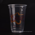 Vasos desechables de plástico para el té Bubble / Boba