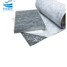 Activated Carbon Fiber Filter Cloth