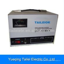 SVC-1500VA estabilizador de voltaje eléctrico doméstico