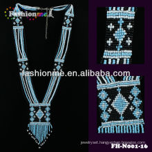 Fashionme FH-N001 national felt necklace