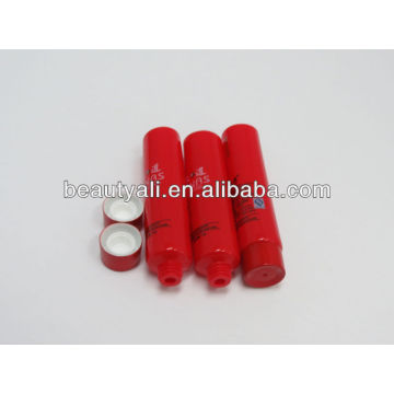 colorful PE cosmetic tube