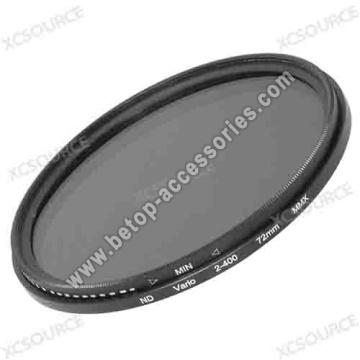 Filtro para Canon 5 7 D 40 650 Rebel XS T4i T3i LF27