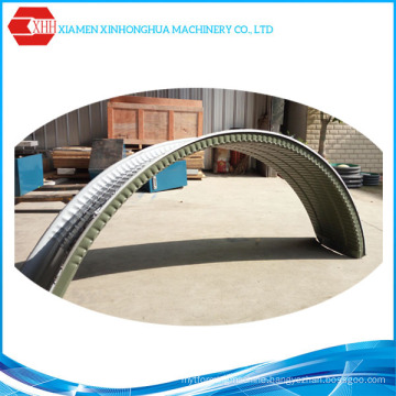 China Made Popular Brand Automatic Hydraulic Roof Crimping Metal Sheet Bending Machine