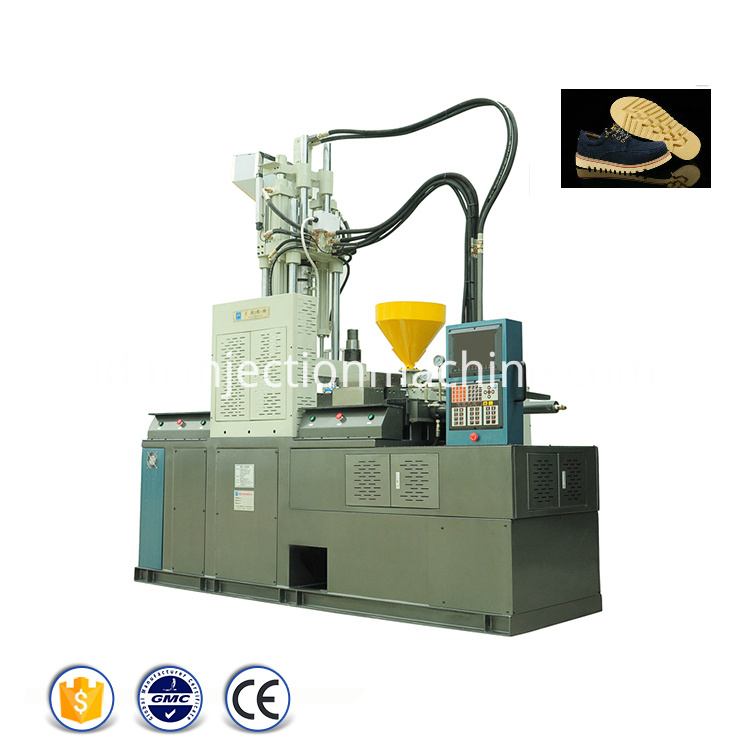 shoes injection molding machine