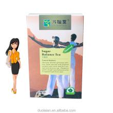 OEM Treatment of diabetes tea winstown Stabilizes Glucose Content health Herbs Sugar Balance tea