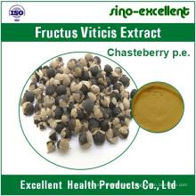 Alta calidad Fructus puro Viticis PE / Chasteberry PE