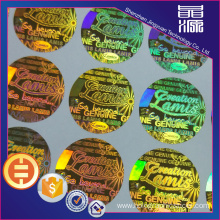 3D Anti-counterfeiting Holographic Label