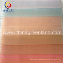 100%Nylon Organza Fabric for Garment Textile (GLLML071)