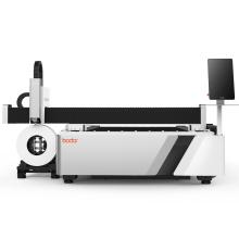 cnc fiber laser sheet and tube cutting machine CAST IRON BED