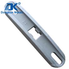 Piezas moldeadas por gravedad de aluminio personalizadas por Draw