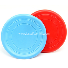 Promotional Silicone Pet Frisbees