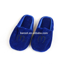 high quality modern design plush slippers kids snow boots