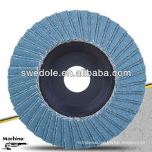 best quality china supplier stainless steel flap disc