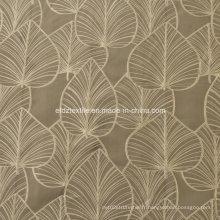 Tissu de rideau de fenêtre teintée en fil de polyester de qualité supérieure de 2016