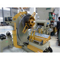 Автоматический податчик рулонных листов с выпрямителем для линии печати (MAC1-400F-1)
