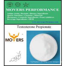 Propionato de testosterona esteroide para la pérdida de peso