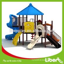 Mit großer Plattform Outdoor Play Equipment für ältere Kinder