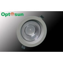 10w Cree Cob Dimmable Led Downlights 680lm , 125mm Recessed Led Dimmable Downlights