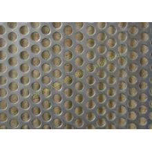 Hoja perforada de acero galvanizado / hoja de perforación (XM2-21)