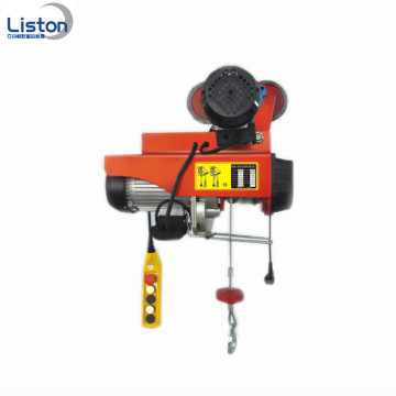 PA500 / 1000 Mini Wire Rope Hoist, Electric Hoist Kecil