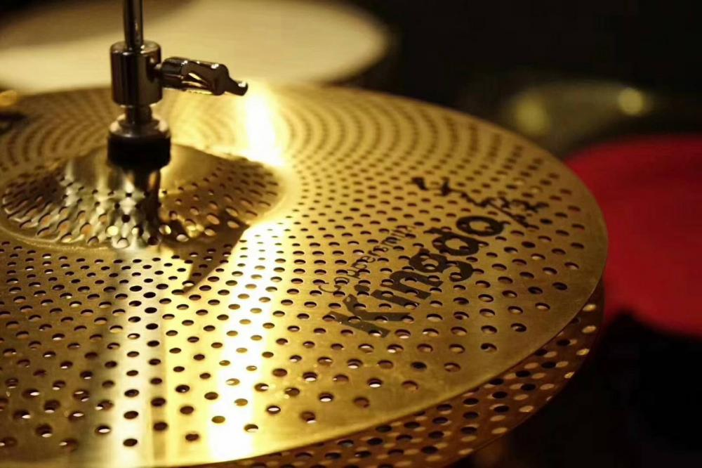 Low Sound Drum Cymbals