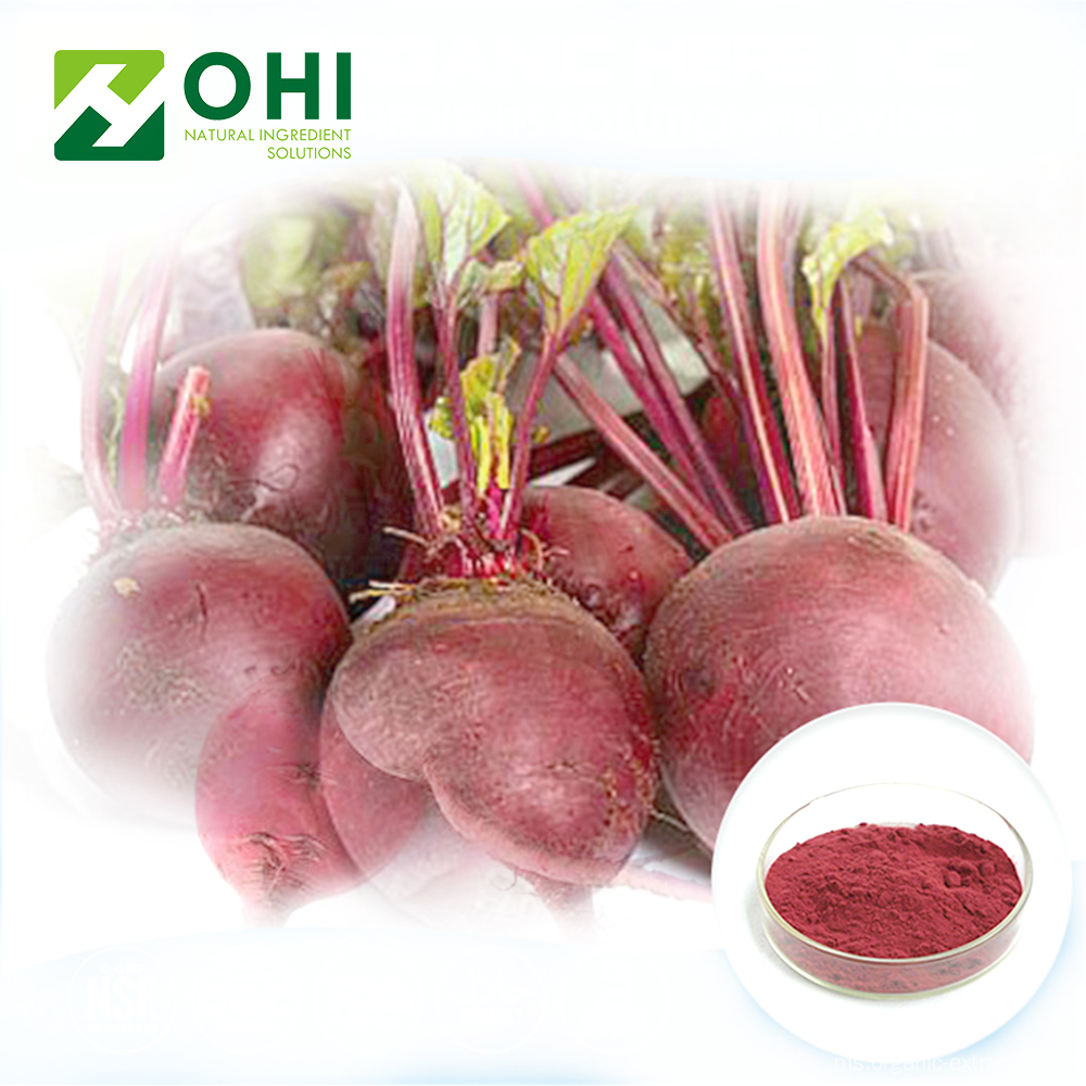 Makanan Grade Beet Root Juice Powder