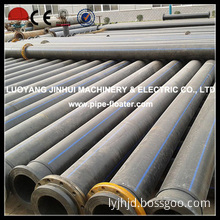 Competitive price PE100 High Density polyethylene HDPE Pipe Price for mining tailings with BV certificate