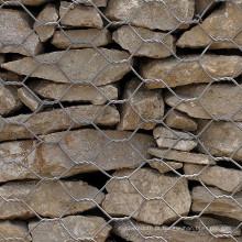 Made in China Pedra preenchida parede Gabião