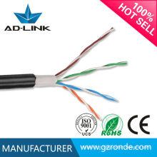 Preço do cabo de cablagem cabo exterior do utp cat5e