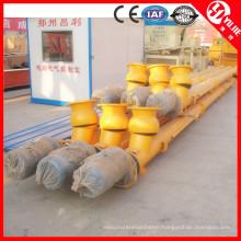 Screw Conveyor Making Machine Manufacturing in China