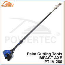 Powertec 25.4cc Palm Cutting Tools Impact Axe (PT-IA-260)
