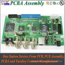 smt pcba pour machine à laver clé en main PCB et PCBA service carte pcba assemblée