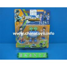 Boneca de brinquedo de plástico venda quente (864872)