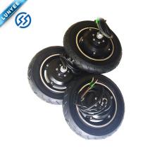 Motor eléctrico sin escobillas con engranaje de alta velocidad con bajo par de apriete para silla de ruedas