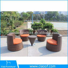 China Company Wholesale Cheap Stackable Sofa Set, Stacking Sofa Rattan