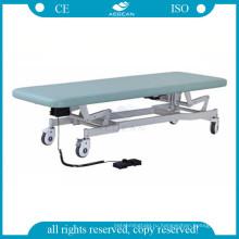 АГ-ECC03 Электрические моторизованные кресла рассмотрения больницы Регулировка высоты стола физиотерапии